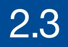 Quoi de neuf dans la version 2.3 de la Gestion Opérationnelle ?