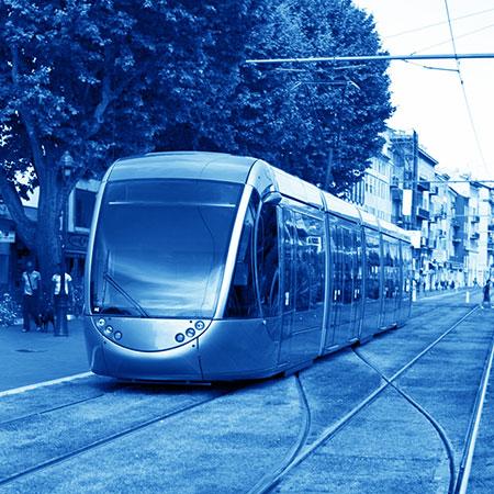 Tram - Train - Universem