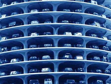 Parking - gestion du stationnement - Immobilier - Universem