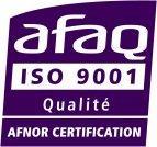 Logo AFAQ ISO 9001